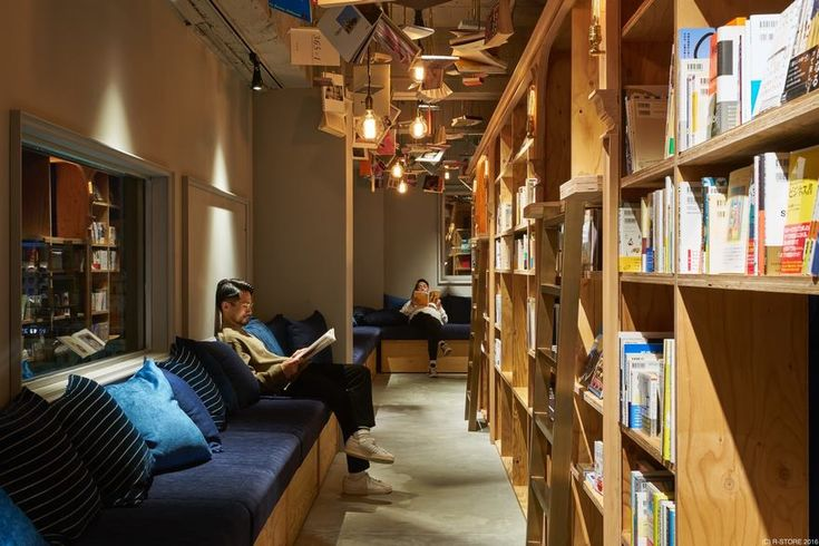 Sleep In A Bookshelf With 5000 Books In Kyoto's New Bookstore-Themed Hostel
