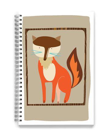 Mr. Fox sketchbook
