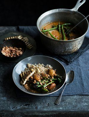 Anna Jones' aromatic curry pastes perfect for freezing | The Modern Cook | Life and style | The Guardian