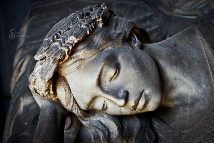 A walk in Cesena cemetery XXVII by SilvieTepes.deviantart.com on @DeviantArt