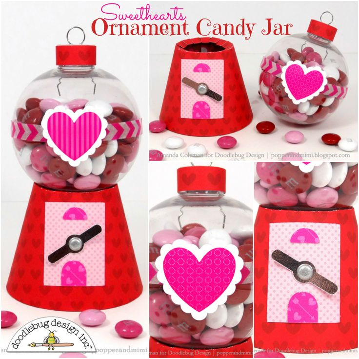 135 best Valentine\'s Crafts/Decor images on Pinterest | Valantine ...