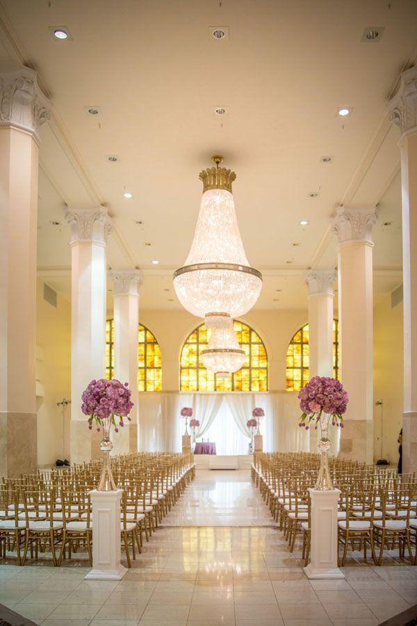 Hollywood Glam Atlanta Wedding: Ashlynn + Terrell