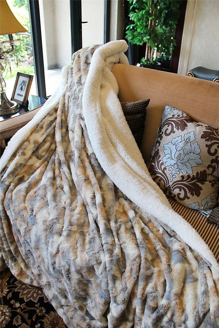 best 25 fur comforter ideas on pinterest luxury bed asian bedroom and asian headboards. Black Bedroom Furniture Sets. Home Design Ideas