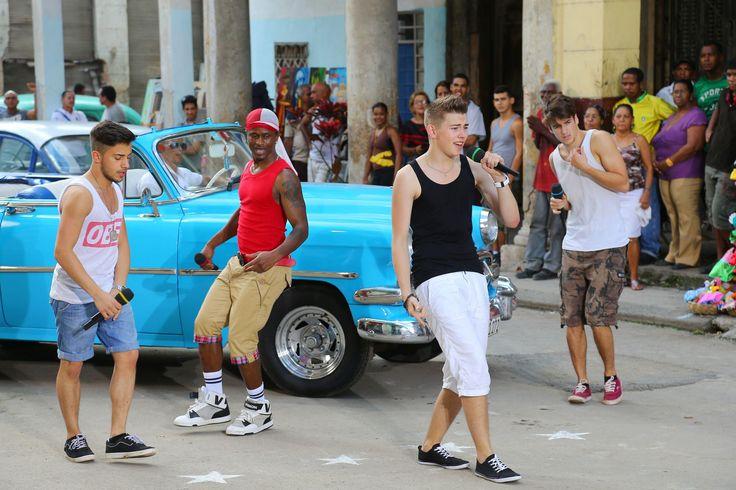 #DSDS 2014 #Recall #Kuba: Erste #Bilder aus #Havanna #DSDS2014 #DeutschlandsuchtdenSuperstar #RTL