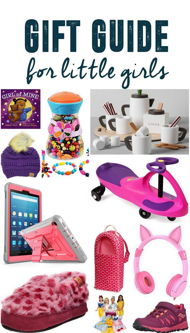 Gift Guide for Little Girls Christmas Gift Ideas for Girls | The ...
