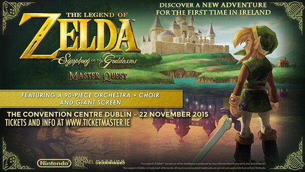 Win Concert Tickets to Nintendo's The Legend of Zelda symphony concert series: Master Quest - http://www.competitions.ie/competition/win-concert-tickets-to-nintendos-the-legend-of-zelda-symphony-concert-series-master-quest/
