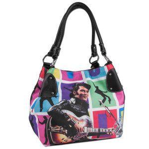 Shopelvis Com Purses Wallets Totes Elvis 68 Special