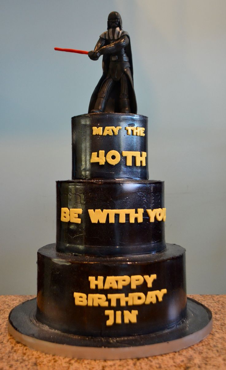 May The 40th Be With You!