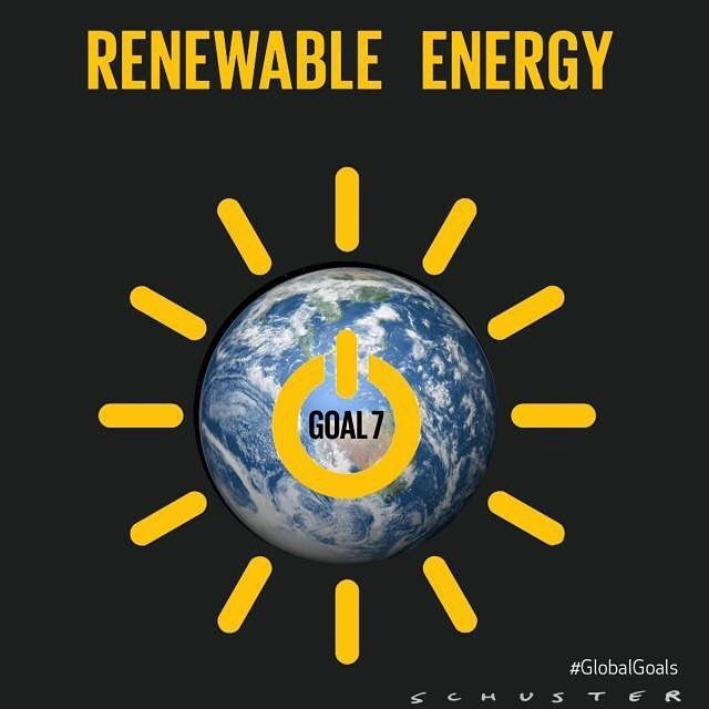 Goal 7 of the Global Goals is Affordable Energy and Clean Energy. Clean energy will rely heavily on the use of Renewable Energy technology. -  #goal7 #sdg7 #affordableenergy #cleanenergy #renewableenergy #globalgoals #sdgs #telleveryone #whatdoyoustandfor #gnxleaders #gnx #generationnext #leaders #leader #leadership #success #business #inspiration #inspire #entrepreneur #tips #change #selfimprovement #mindset #growth #liveyourbestlife #liveyouradventure #lifestyle #lead