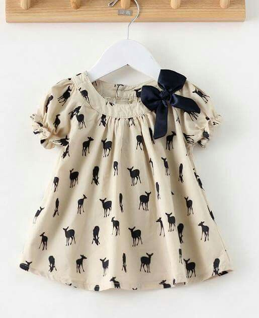 Any daughter of mine would own this dress. So cute!