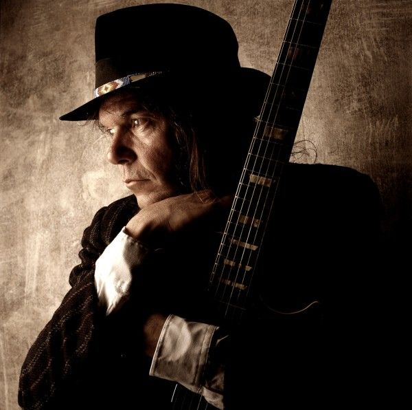 Neil Young by William Coupon