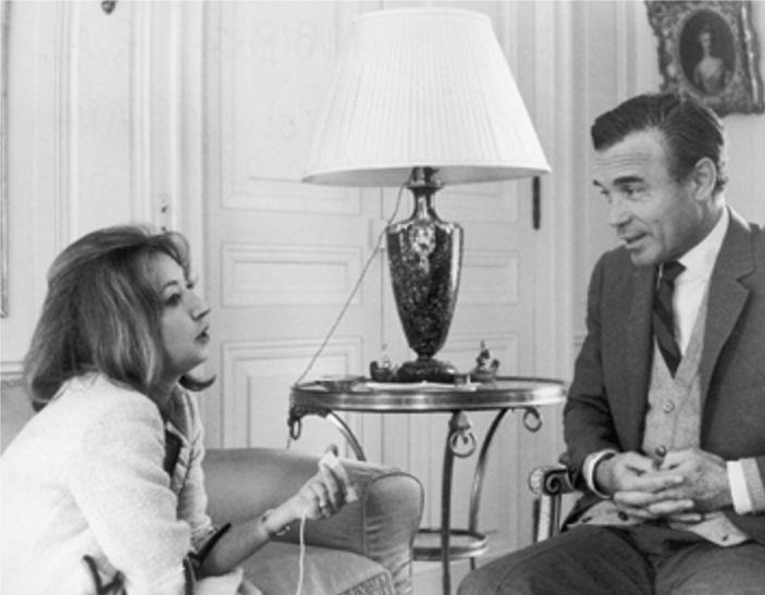 L'intervista di Oriana a Sean Connery nel 1965