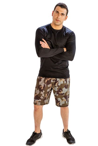 Clothing Dropshipping offer a mist-magic solution to your wardrobe with this quirky camo printed shorts. To know more visit http://www.clothingdropshipping.com/product/camo-shorts/