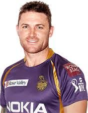 Most Handsome Cricketers - Brendon McCullum