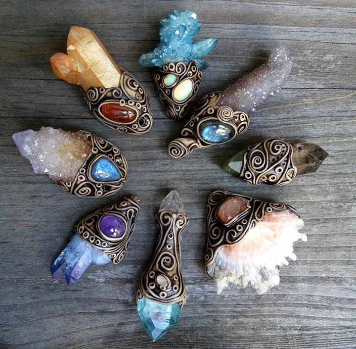 Mystic Cave - Handmade Accessories | Shoppes: Pagan ...