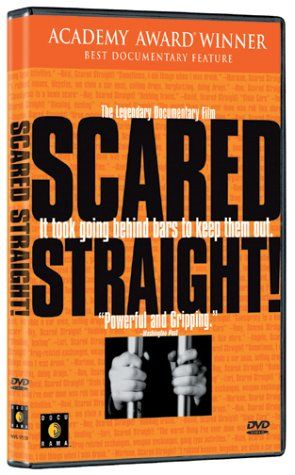 Scared Straight! Documentary - Taking troubled kids behind bars to meet real prison inmates in the hopes of keeping them from becoming an inmate as well