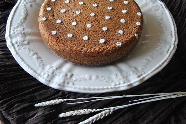 Pão e Beldroegas: Bolo Francês de Iogurte