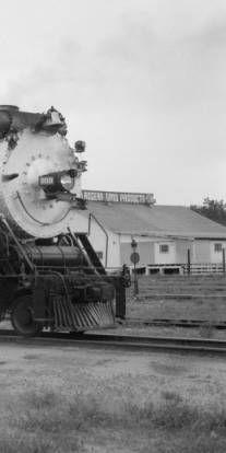 C&S locomotive, engine number 909, engine type 2- 10-2 :: Photographs - Western History