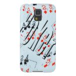 Poker Logo Diamonds And Clubs. Case For Galaxy S5