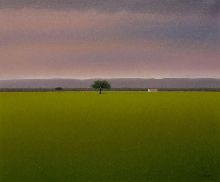 Jose Basso. Cielo con Nubes, 2014.