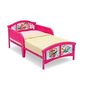 Nick Jr. PAW Patrol® Skye and Everest Plastic Toddler Bed