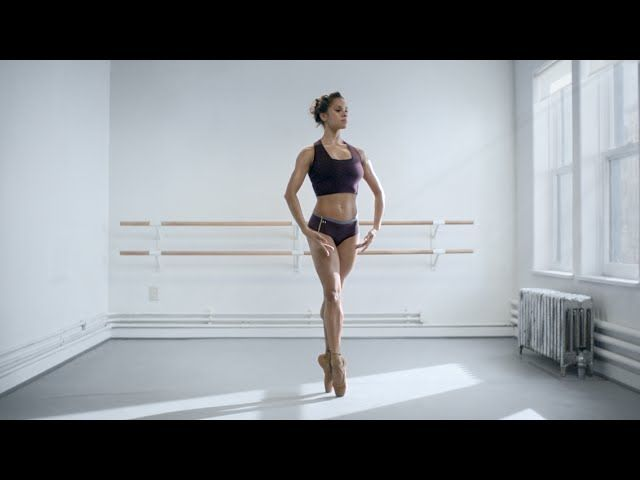 Misty Copeland's New Under Armour Ad Is a Testament to Perseverance.