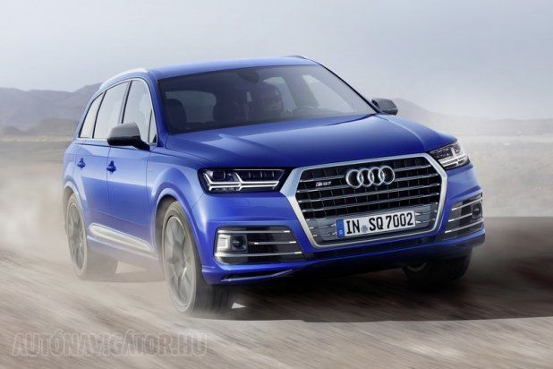 Porzik mögötte a táj − az új Audi SQ7 TDI létrejötte is mutatja, a dízel Audi a jó Audi