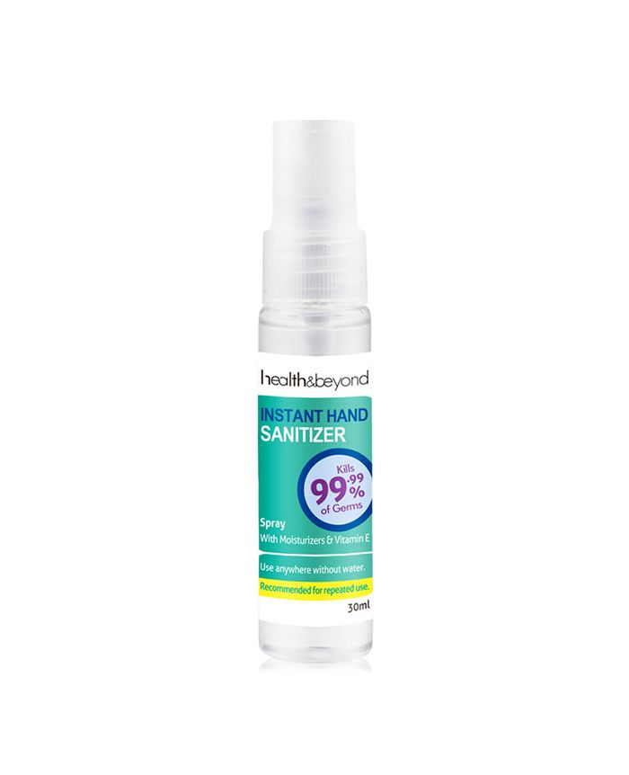 30ml Instant Hand Sanitizer Spray