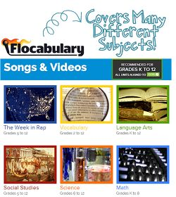 63 best flocabulary videos images on pinterest vocabulary words flocabulary weekly news round up in rap la math science and ccuart Choice Image
