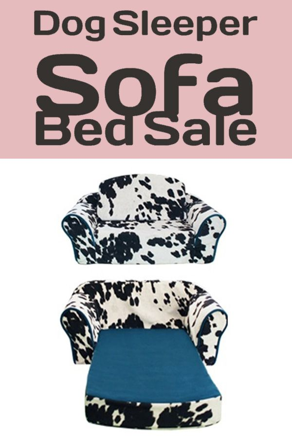 Here is a whole new level of functional, fashionable pet furniture, with the first ever canine customized Sleeper Sofa bed on the market.  Learn More Here => https://www.dailyoffersandsteals.com/collections/pet-beds-and-blankets/products/pet-flys-dog-sleeper-sofa-bed-sale-with-turquoise-trim-interior