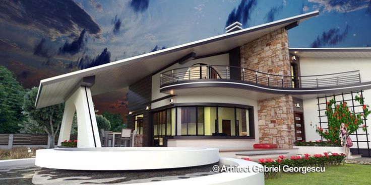 Casa cu etaj 58 2 arhitectura pinterest cases and for Arhitectura case cu mansarda