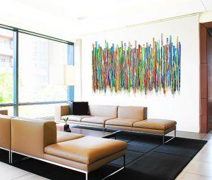 Custom, Original Art Installations And Wall Sculptures | Corporate U0026  Private Interior Design U0026 Art Part 11
