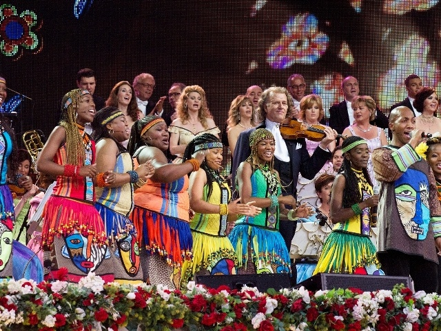 The Soweto Gospel Choir - Andre Rieu  http://48hours.co.za