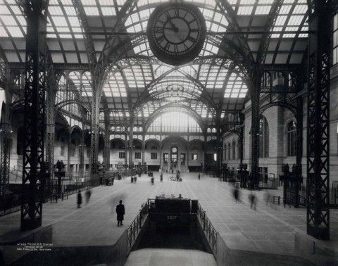 Old Pennsylvania Station