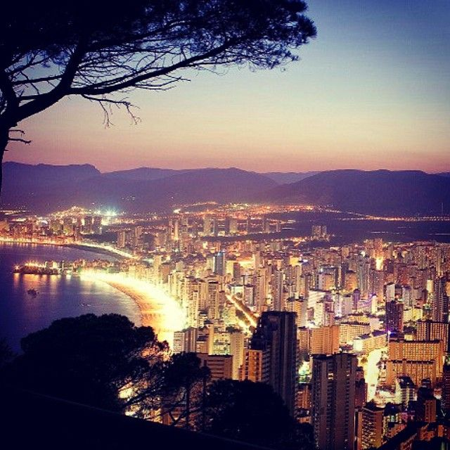 25 Best Images About Benidorm On Pinterest Spanish Mars And Old Town