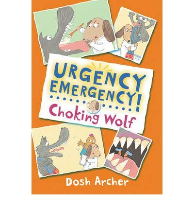 There's an emergency at City Hospital! A choking wolf is rushed in. But can Nurse Percy deal with such a ferocious patient?  Madcap first readers that make reading fun!