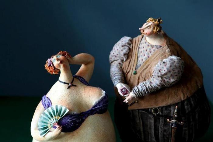 Gallery.ru / Фото #1 - Очаровательные толстячки Кати Гусевой - Vladikana