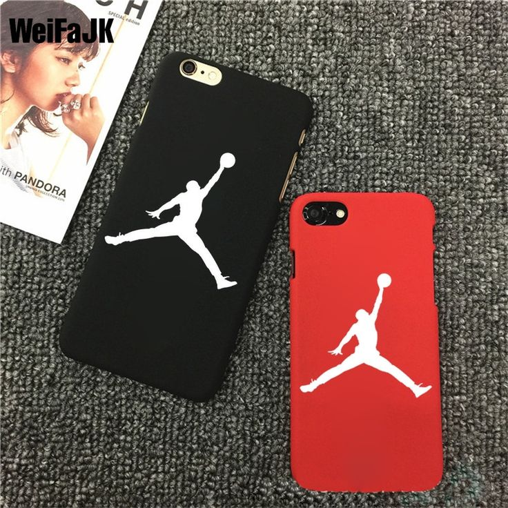 >> Click to Buy << Jordan Brand Phone Case for iPhone 6 Cases Fashion Ultra-thin Matte Hard Plastic Cover for iPhone 5s 5 6 6s 7 Plus Capue PC Capa #Affiliate