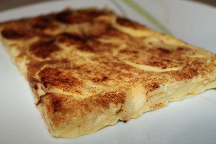 Apfelpfannkuchen aus dem Ofen 19