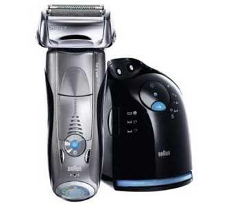Braun producerer de eksklusive barbermaskiner til mænd