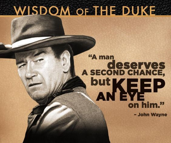 Quotes About People Who Notice: 1000+ John Wayne Quotes On Pinterest
