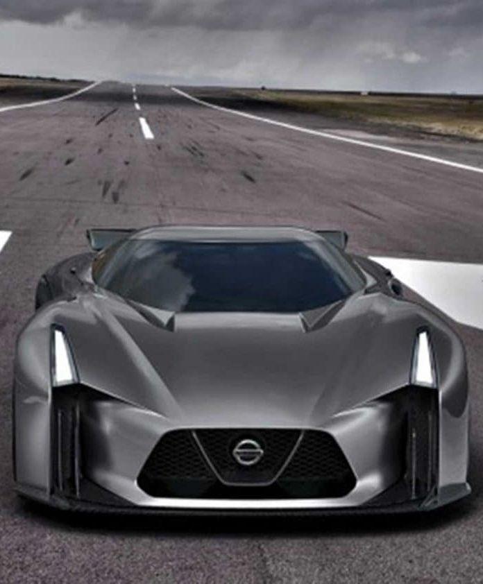 Nissan Concept 2020 Vision Gran Turismo The Man Concept Cars Bugatti Cars Nissan Cars