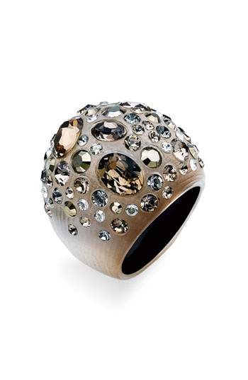 Alexis Bittar 'Sepia Dust' Dome Ring (Nordstrom Exclusive)
