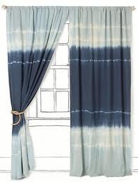 Love It or Hate It? Anthropologie Ocean Swell Curtain. Dye DraperiesTie ...