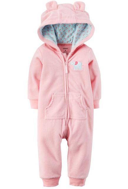PPY-33, Bahar sonbahar bebek erkek giysileri bebek kız romper polar polar…