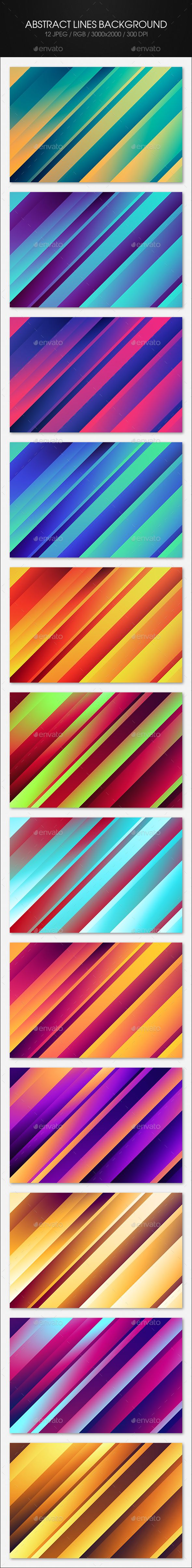 #Abstract Lines Background - Abstract #Backgrounds