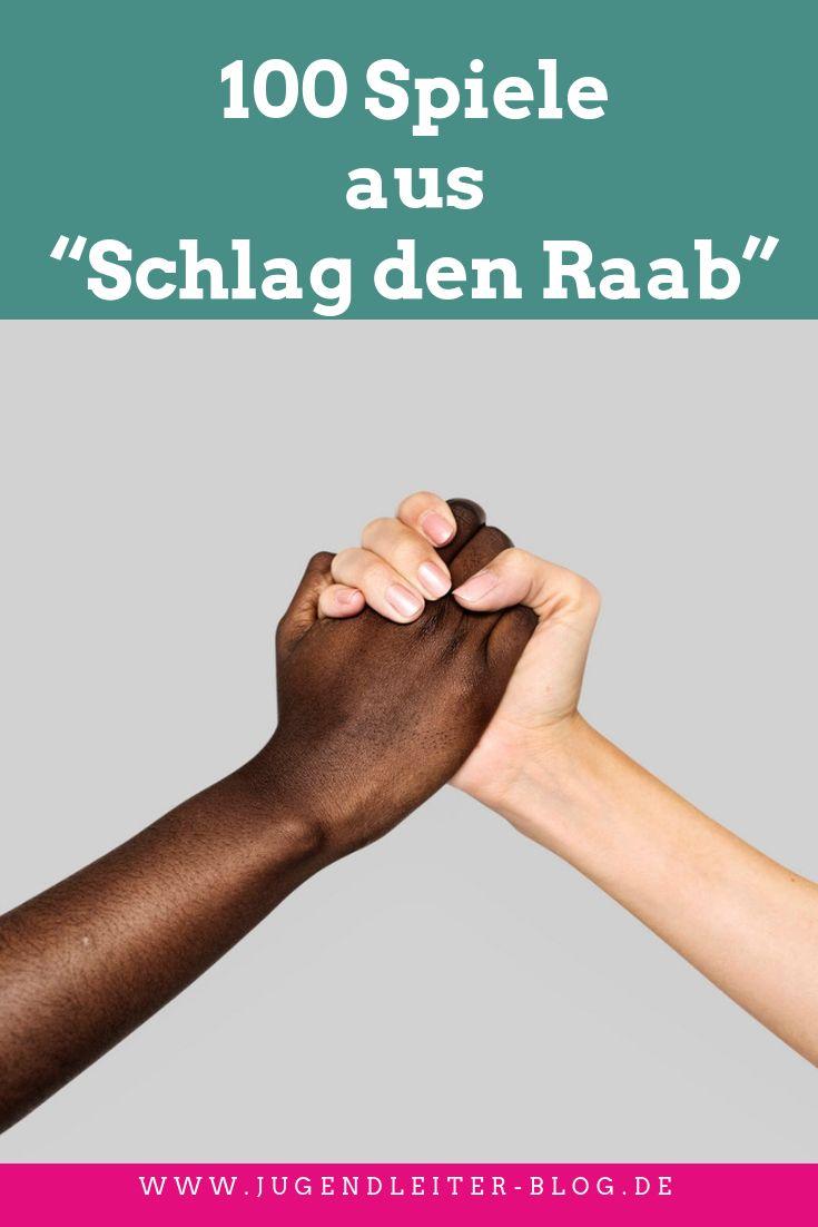 """100 Spiele aus """"Schlag den Raab"""""""