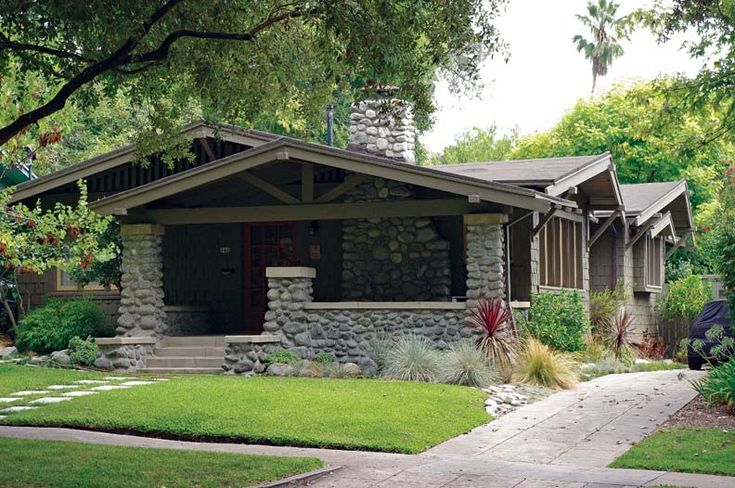 Image Result For Arts And Crafts Architecture Bungalow