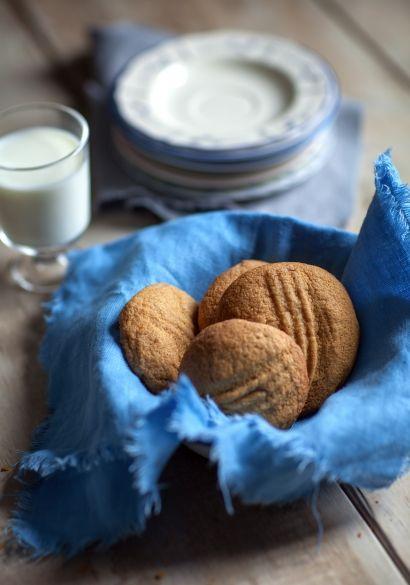 Biscuits à la mélasse