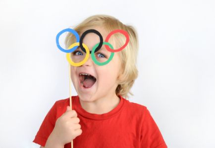 Olympic Themed Party Inspiration